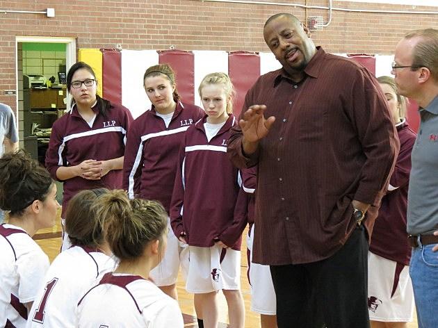 Coach Rod Tyson