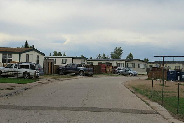 Lee's Trailer Court, Laramie