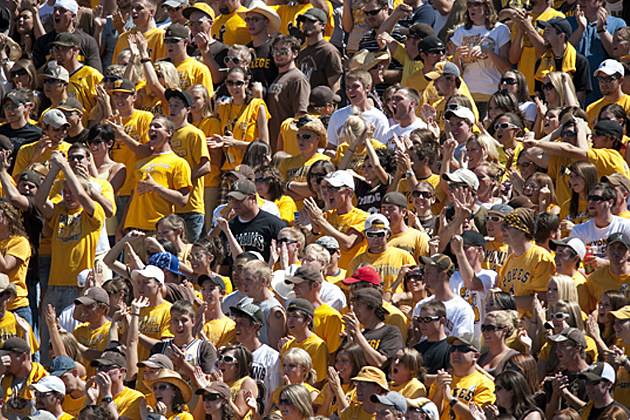 University of Wyoming students will have access to free tailgate activities before home football games this season.