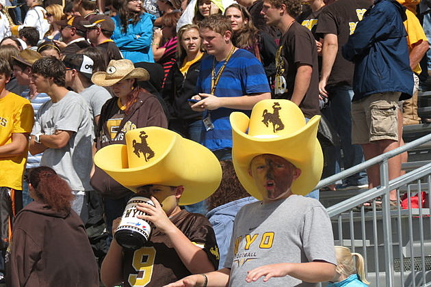 Wyoming not overlooking Texas State