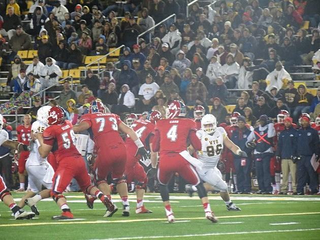 UW-Fresno State game