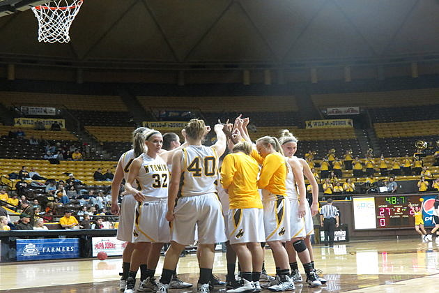 Wyoming Cowgirl Basketball