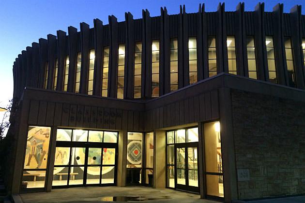 Classroom Building at UW