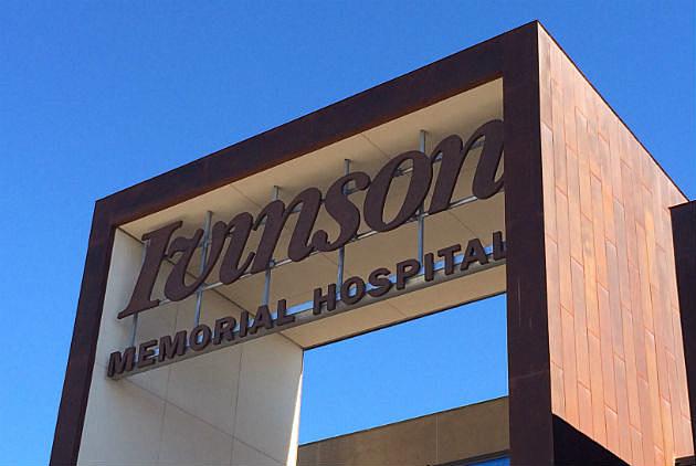 Ivinson Memorial Entrance
