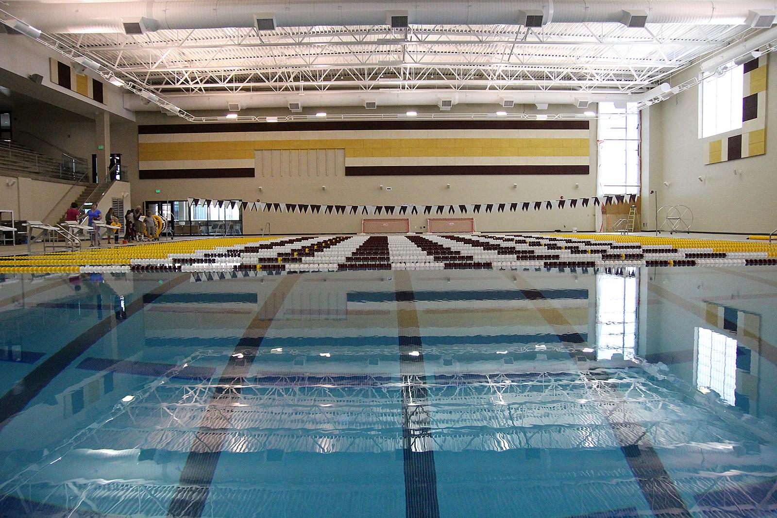Ribbon Laramie High LHS Pool
