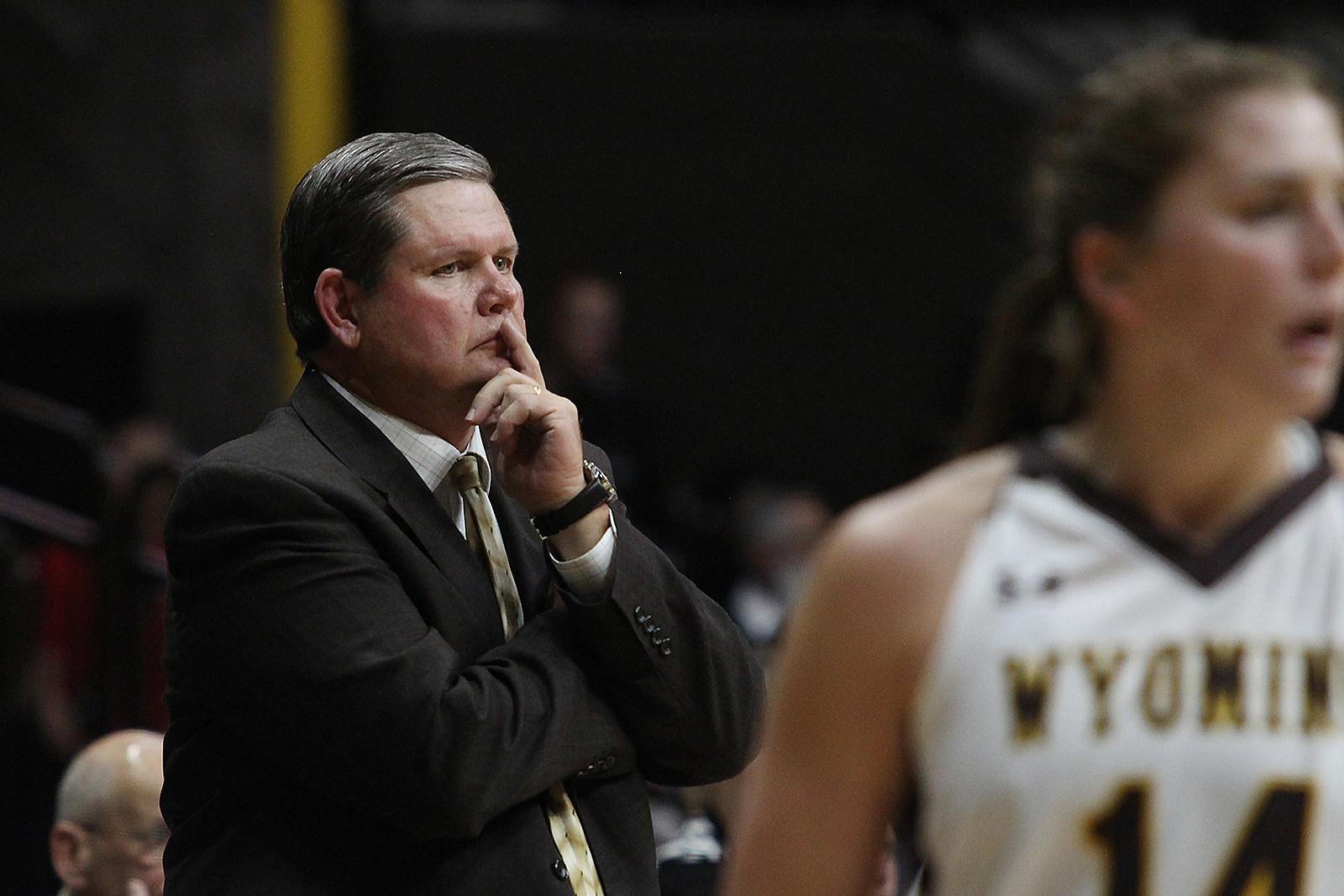 Head Coach Joe Legerski 16-17