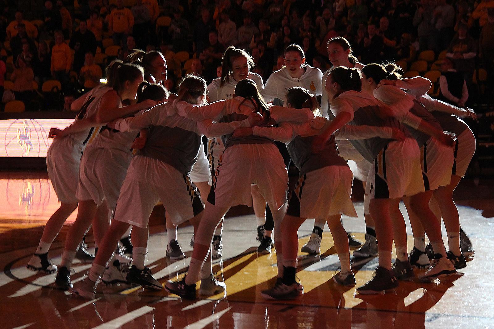 UW Wyoming Cowgirls Women's Basketball