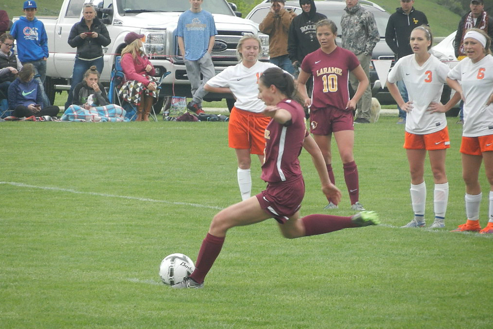 Paige Trent, LLP Soccer, State Tournament 2017