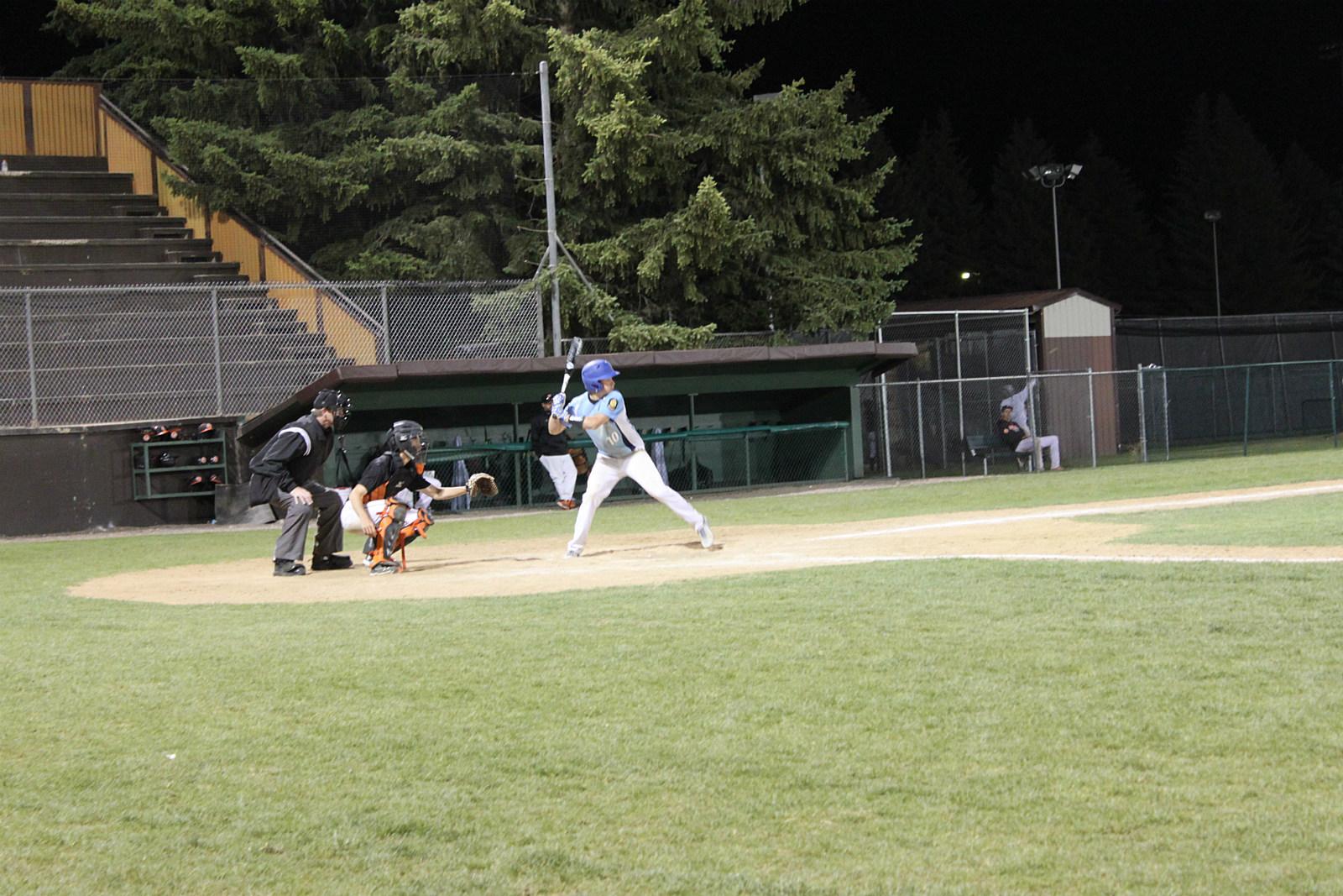Caleb Eaton, Laramie Rangers, Legion Baseball, 2017
