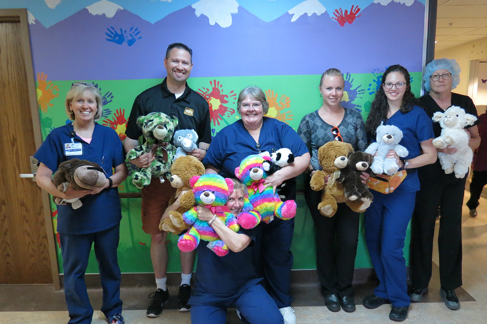Teddy Bears, Stuffed Animals, IMH, Laramie, Donation