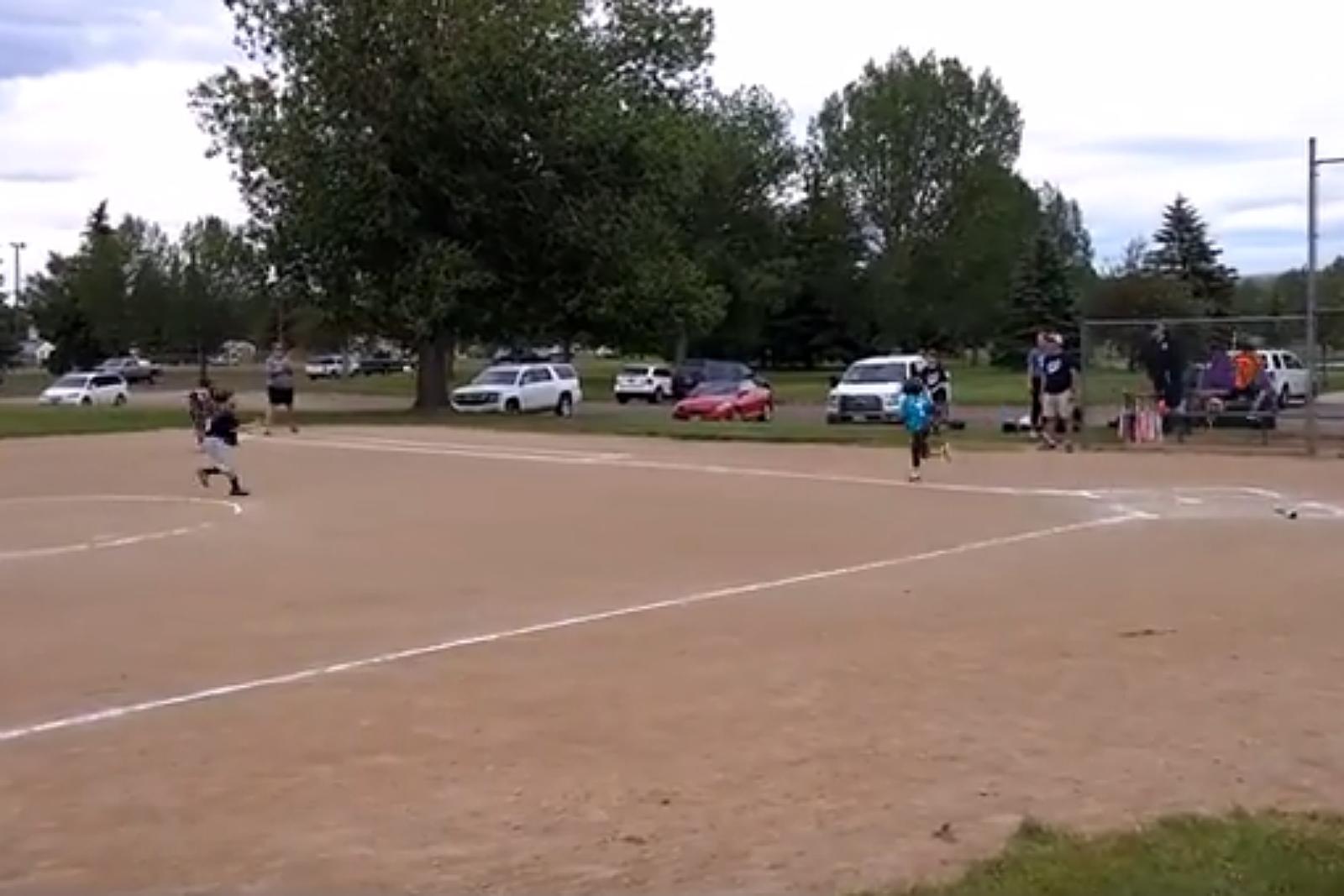 LGS, softball, girls, Laramie, 2017