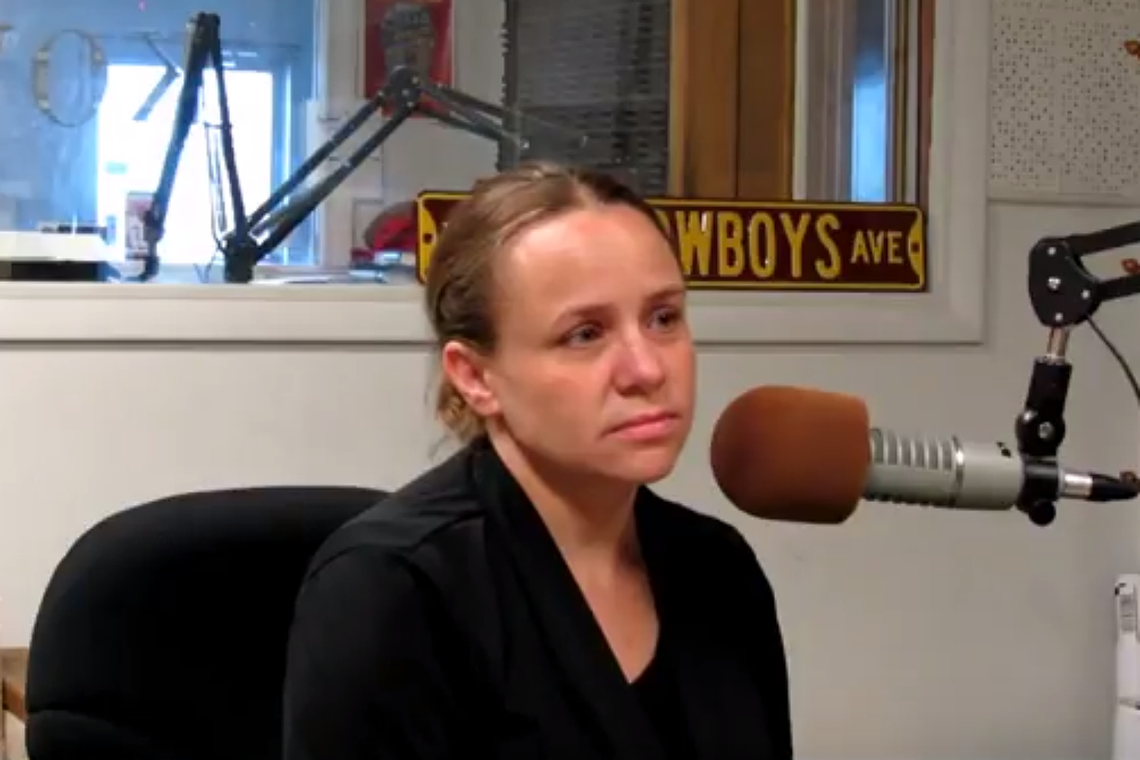 Laramie Mayor, Andi Summerville, Radio Interview 2017