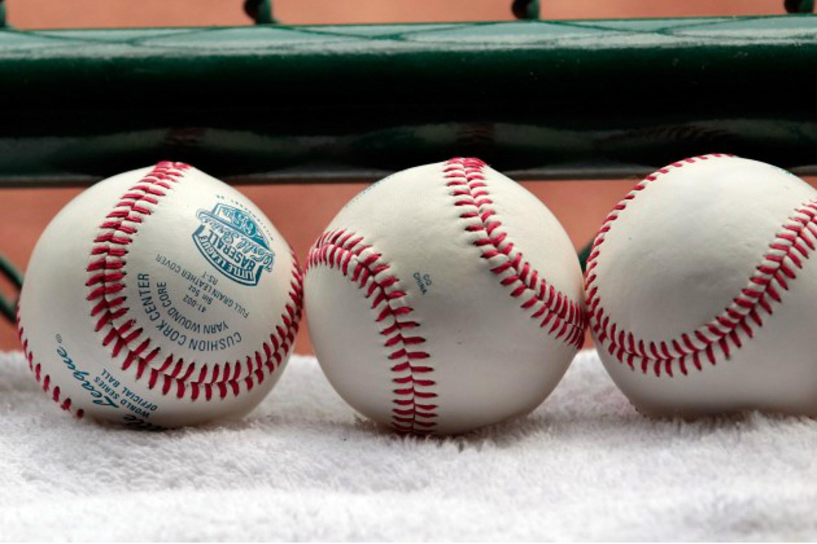 Little League, baseballs