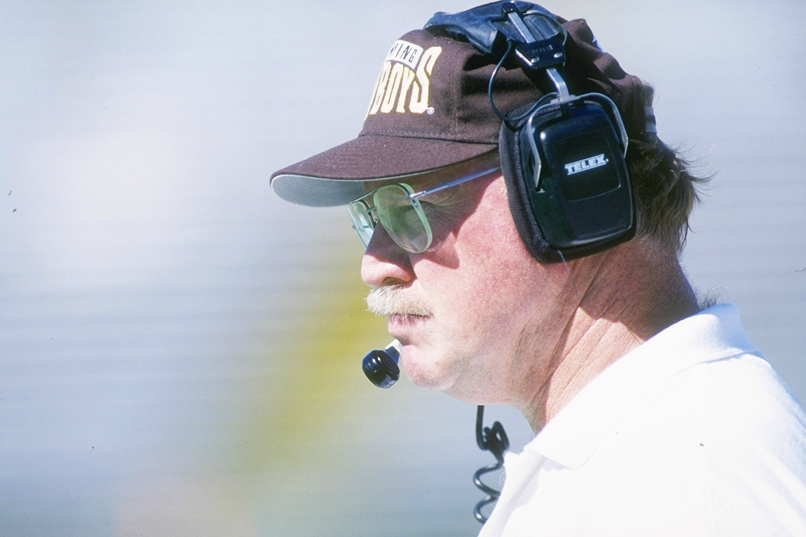 Joe Tiller, former UW, Wyoming Cowboys, head coach, 1996