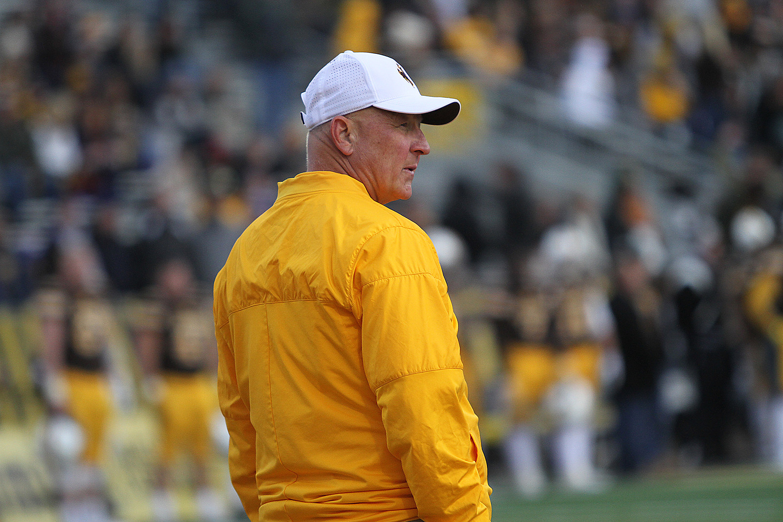 Craig Bohl, Wyoming Cowboys, UW, Wyo, College Football, Head Coach, 2017